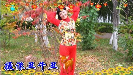 沈北新区喜洋洋广场舞-真心换真情演示-喜洋洋.mp4