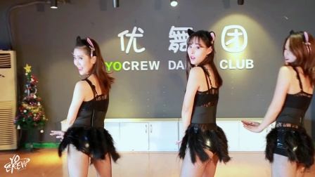 【优舞团】【练习室】猫步轻俏 - AOA【猫耳铃铛萝莉控福音】