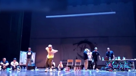 峡山那里有练街舞 街舞视频