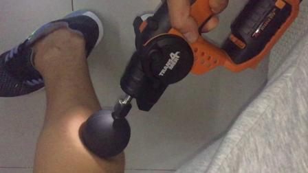 肌肉按摩枪多角度使用