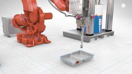 高压电池包封装的高性能注胶系统  肖根福罗格