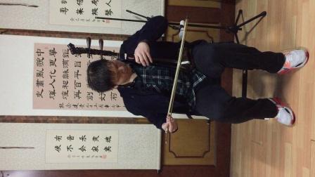学生娄思远(草原新牧民)