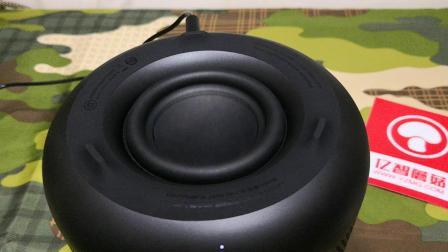 哈曼卡顿音乐琥珀试听低音炮