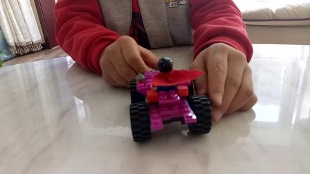 乐高系列玩具视频
