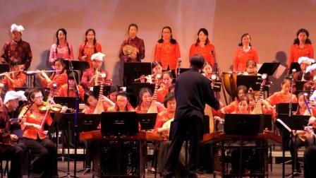 11. 中国民族管弦乐组曲《陕北风情》一. 序曲《黄土地