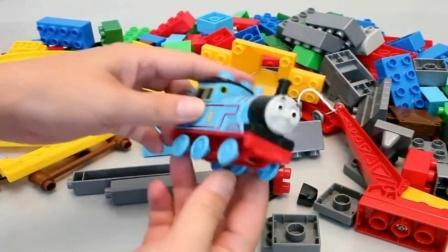 托马斯和它的朋友们玩具动画视频4