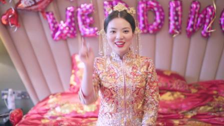 20180407洲际婚礼完整版 - 马小云video