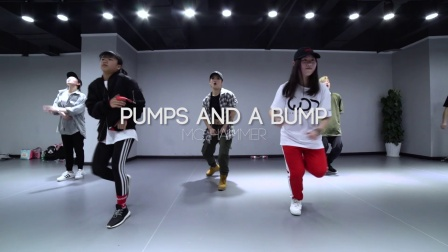 "TOPKING明星导师裤子课堂实录""Pumps and a Bump - MC Hammer"""