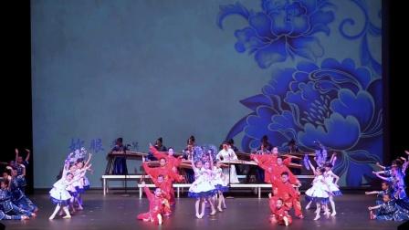 5. 古筝,功夫,舞蹈组合《青花瓷》
