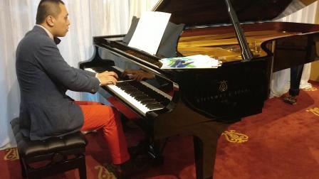 Richard Rodney Bennett: Rosemary's Waltz (英皇 2019-20 考试曲目,七级,C1)(苏显亮)