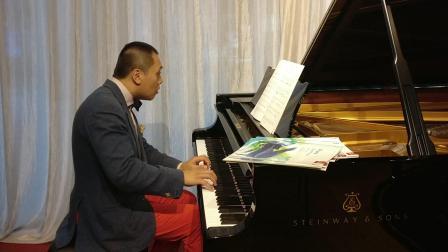 Kabalevsky: Waltz (英皇 2019-20 考试曲目,二级,B2)(苏显亮)