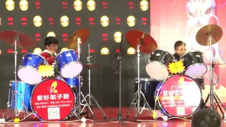 架子鼓《红色摇滚》4