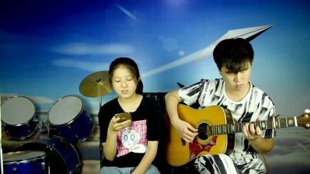 (斑马,斑马)吉他弹唱-沫少,炫羽01