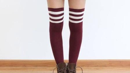 穿搭好助手,各类长筒袜搭配指南