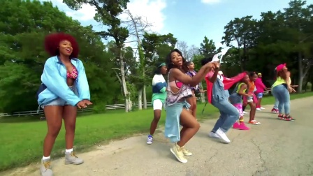 Bounce Family Cookout  Whoop! There It Is x Tag Team  I Am Bounce Choreography