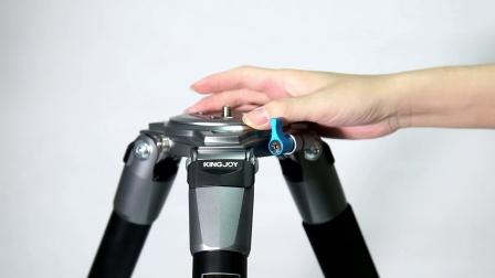 劲捷摄影器材 A系列三脚架A66