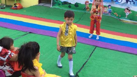 奈庄红苹果幼儿园六一演出