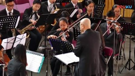 交响乐: 春节序曲 温哥华青年爱乐乐团
