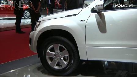 2013款铃木超级维特拉GRAND VITARA 2-door