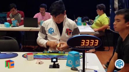 6x6 Rubik's Cube World Record Average 125.34  NAR Single 121.31