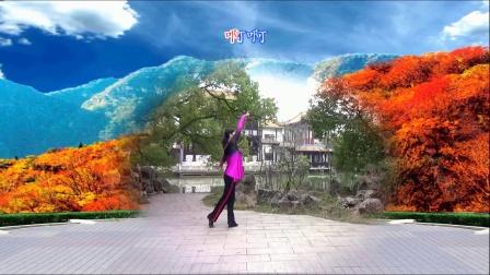 古典形体舞《绒花》演唱韩红、编舞小喵、正反演绎舞痴、摄像老七、制作潭城莲子