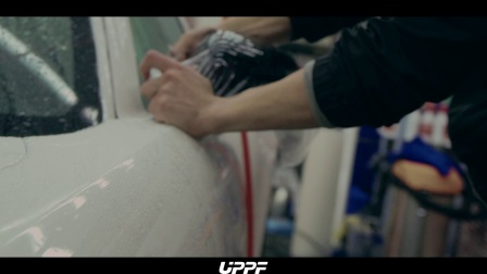 奔驰SLS全车装贴UPPF漆面保护膜/隐形车衣