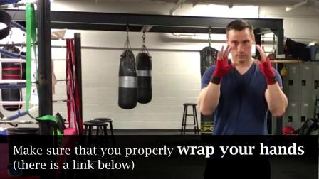 A Pro Boxing Gym Routine (for Beginners)