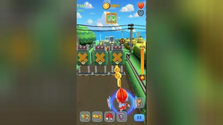 奥特酷跑 无尽模式 奥特曼手机游戏