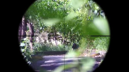 生存游戏 l BB弹狙击手,台湾民俗村开战