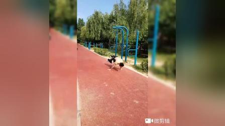 台州阿华 街头极限健身 近期两个月部分视频剪辑
