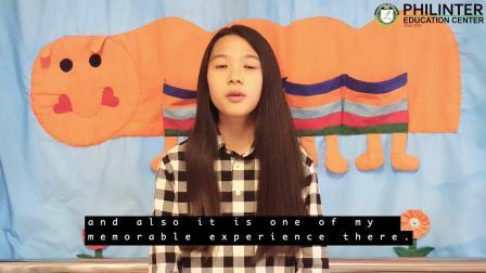 PHILINTER 语学院 泰国学生采访_超考力游学_菲律宾游学视频