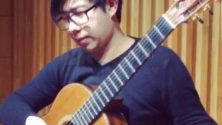 王右 演奏 巴赫无伴奏小提琴奏鸣曲 BWV1001 急板 presto
