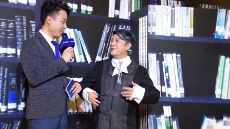 现场:蔡康永亮相快闪书屋 透露旅行会做好功课