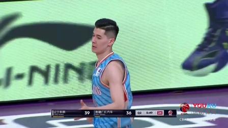 【C位英雄】CBA第34轮-新疆阿不都沙拉木:20分8篮板进攻端活跃者实力抢镜
