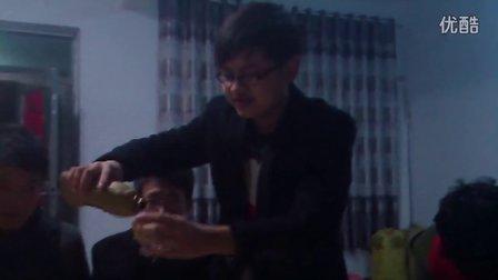 「MR.Jiao出品」幸福在进行 院长婚礼 ― 便饭篇