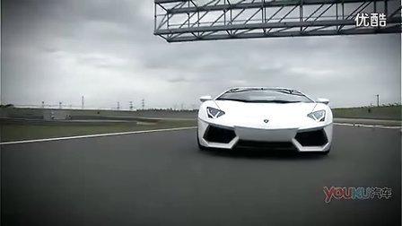 优酷汽车试驾兰博基尼Aventador LP700-4