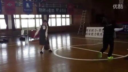 tvN月火剧《篮球》誉恩打篮球花絮