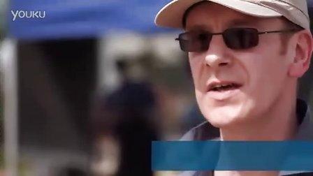 2011费德勒拍摄瑞信广告精彩泳池花絮  影星的瞬间