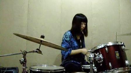 嘎调 The Gar 两个妈妈 drum cover