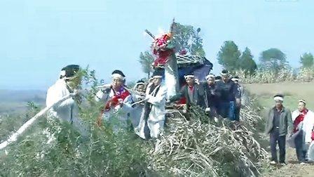 陕西 西安 蓝田 小寨乡二伯母葬礼B04