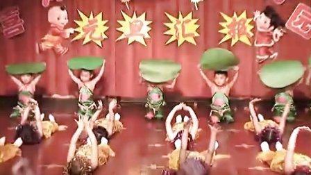临汾喜洋洋艺术幼儿园 大二班舞蹈 邢永仙指导《亲亲美人鱼》