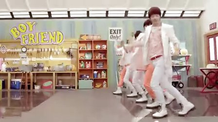 【BoyFriend】Boy Friend 完整版MV
