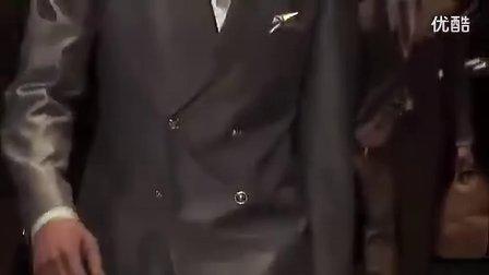 Versace 范思哲2013春夏米兰男装秀