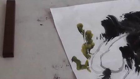 怎样画白菜2