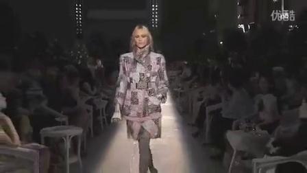 Chanel 2012秋冬巴黎高级定制时装秀