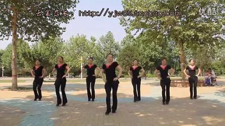 广场舞 思密达(分解动作及背面示范)