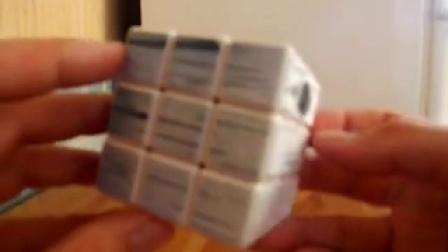 Birch Beam Cube (aka Bereza cube)