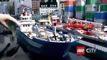 乐高海上运输