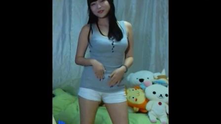 [靓点着迷]韩国妹子自拍舞蹈
