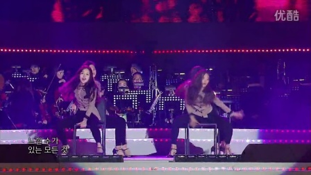 【Angelicalu】Red Velvet - Be Natural (141116 KBS1 Open Concert)